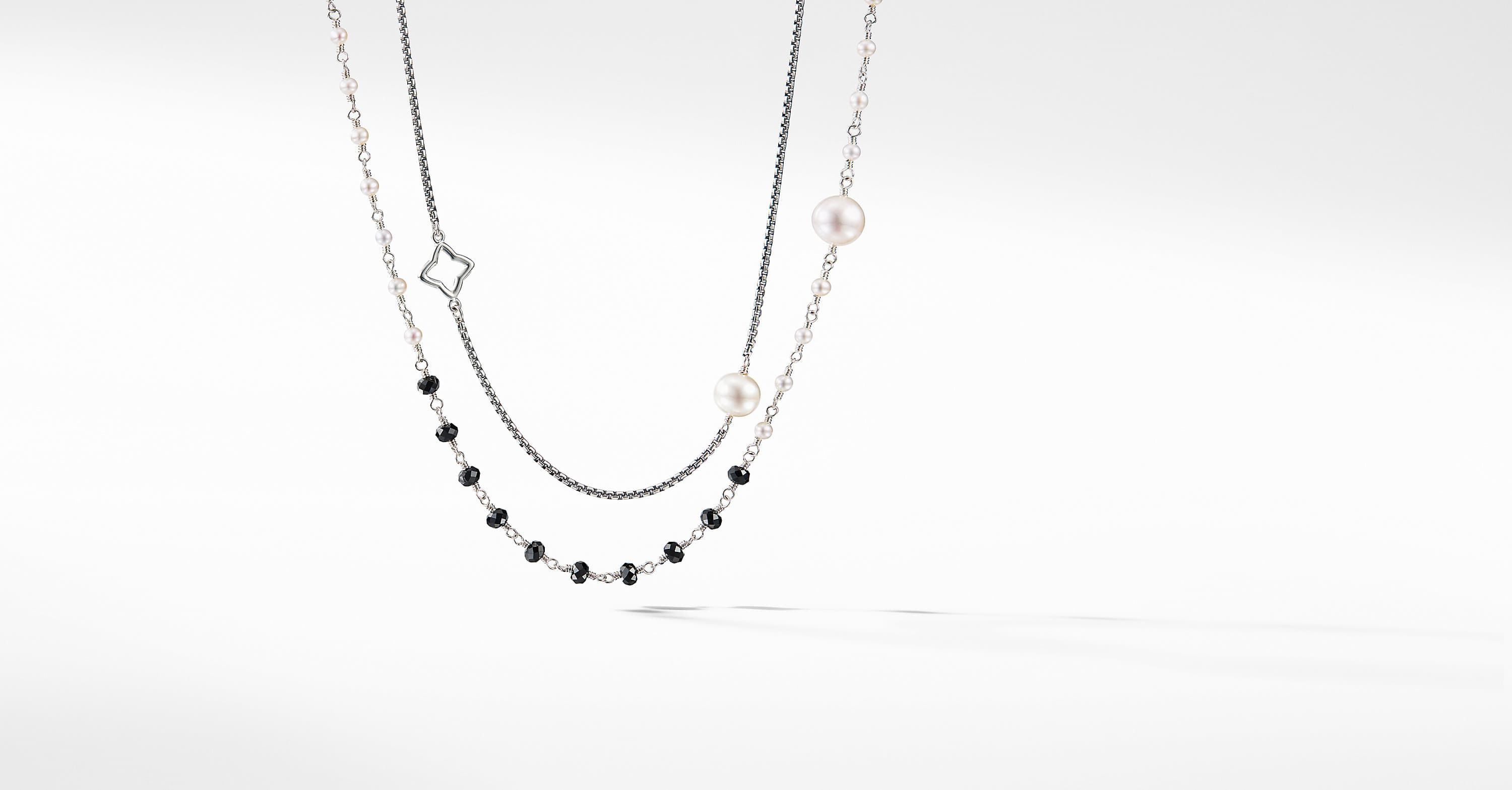 Oceanica Two-Row Chain Necklace