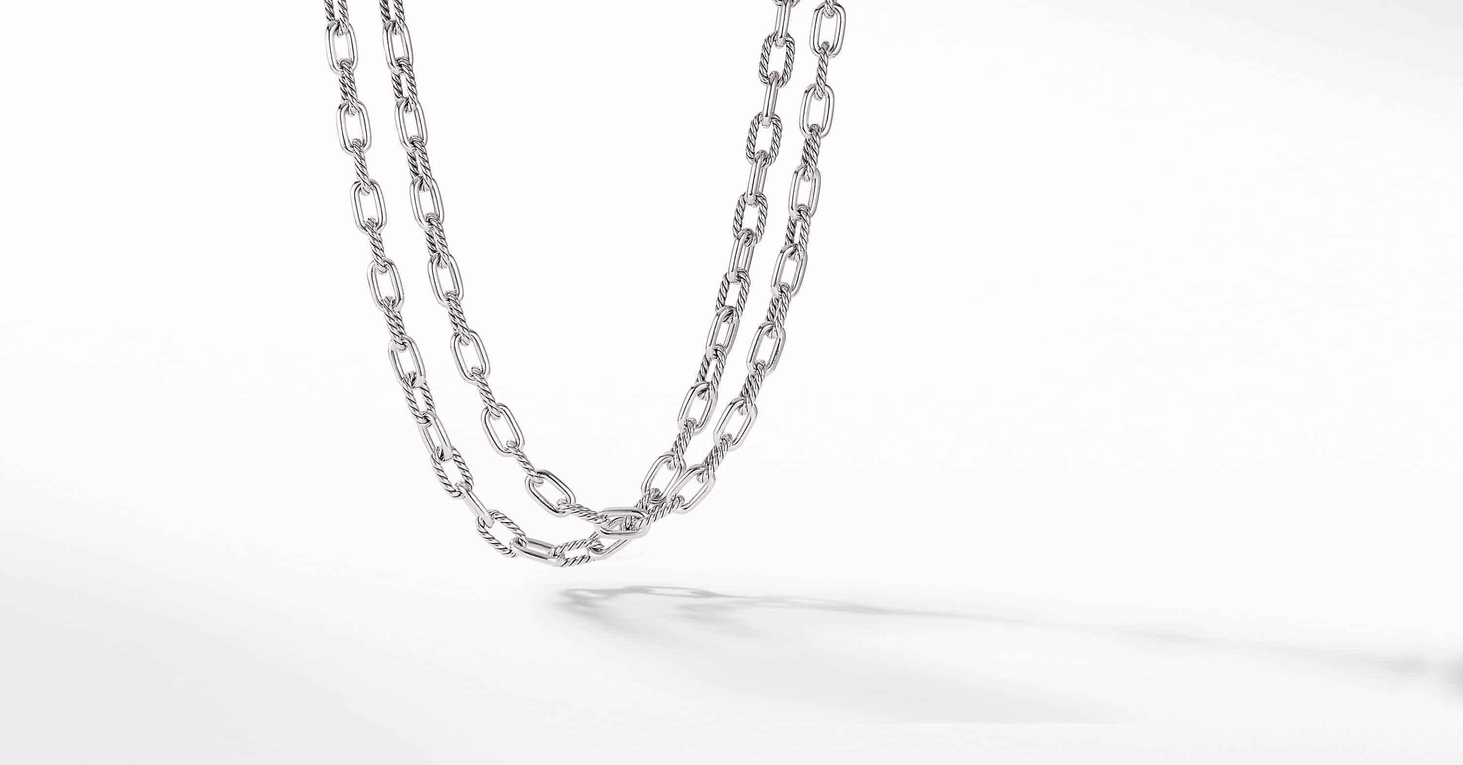 DY Madison Chain Small Necklace, 8.5mm