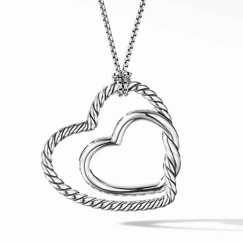 Continuance Heart Necklace