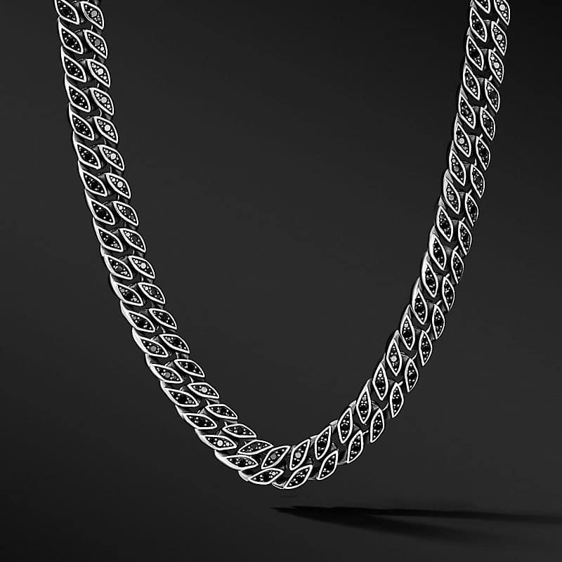 Curb Chain Necklace, 11.5mm