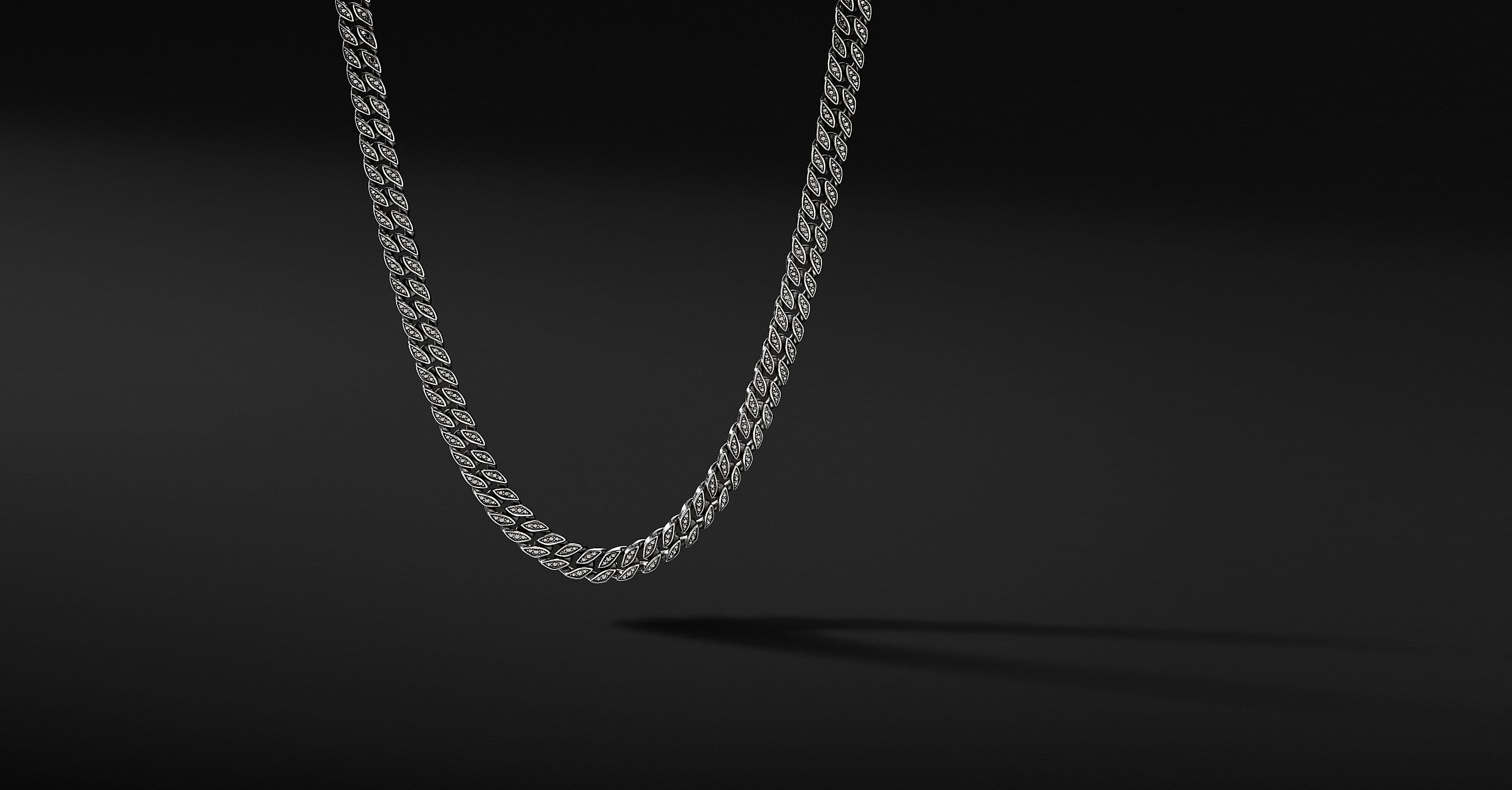 Curb Chain Necklace, 8mm