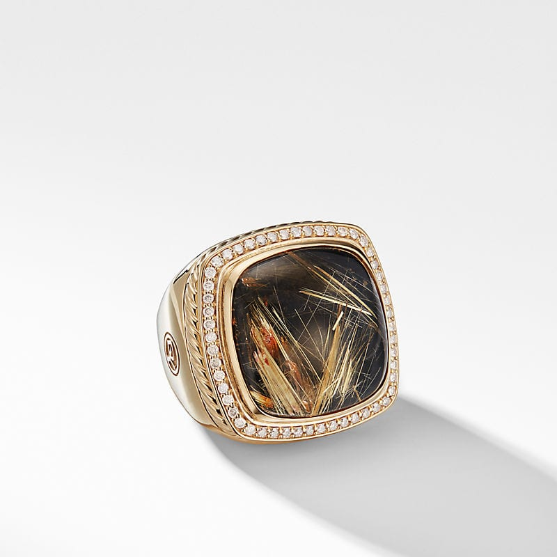 Albion® Statement Ring in 18K Yellow Gold with