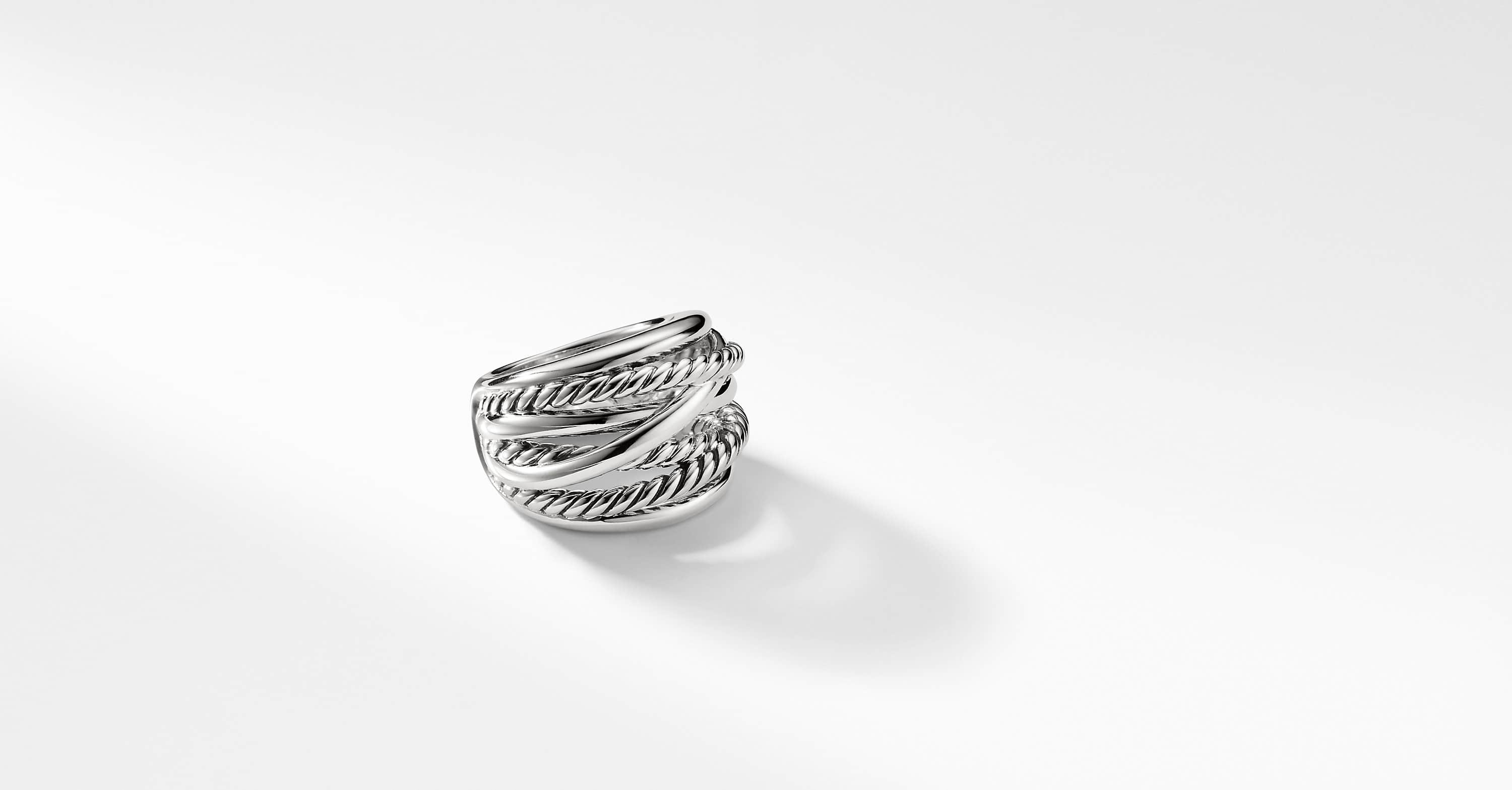 The Crossover Collection Wide Ring
