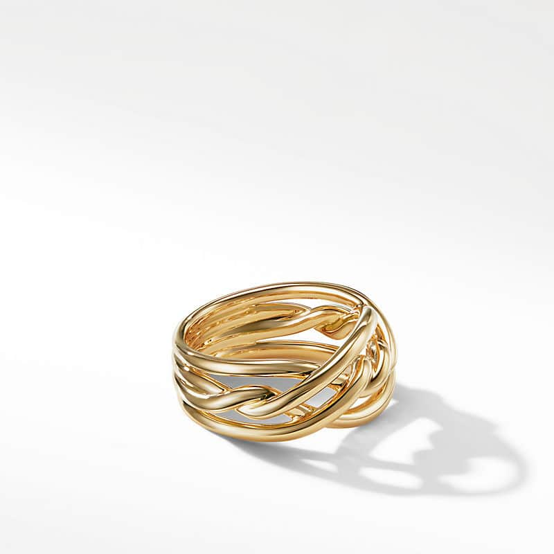 Continuance Ring in 18K Gold, 11.5mm