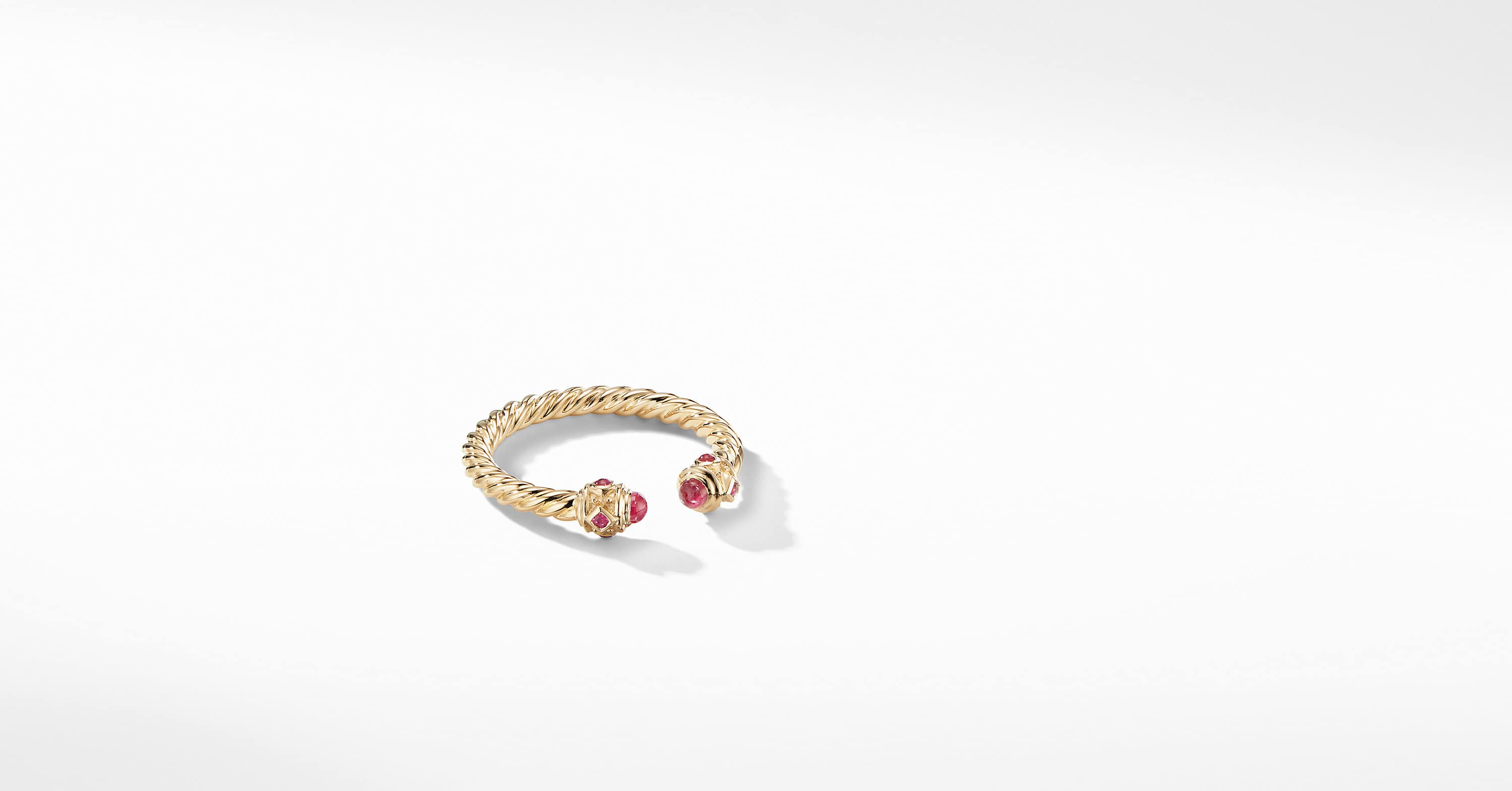 Renaissance Ring in 18K Gold