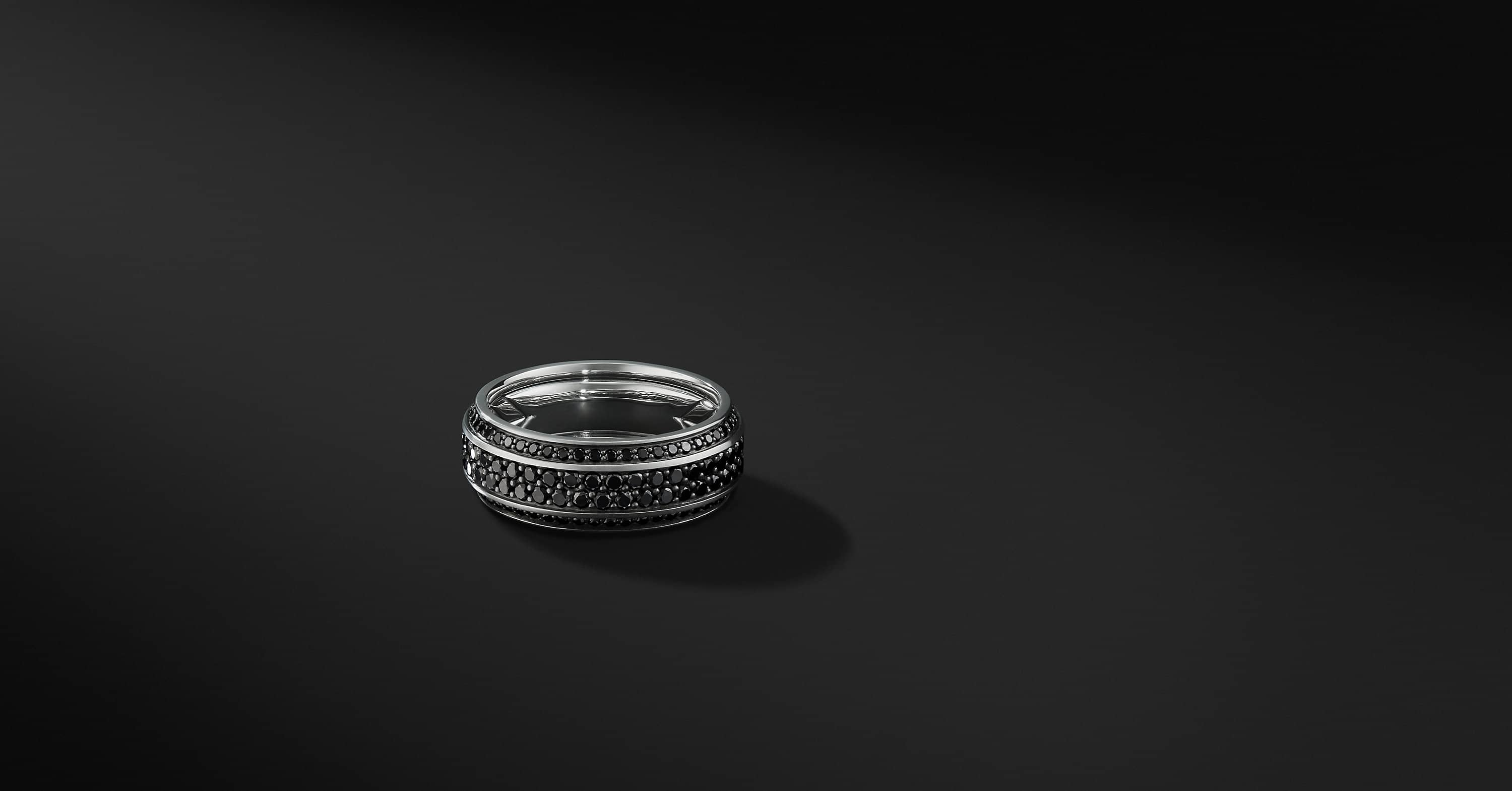 Streamline Band in Sterling Silver, 8.5mm