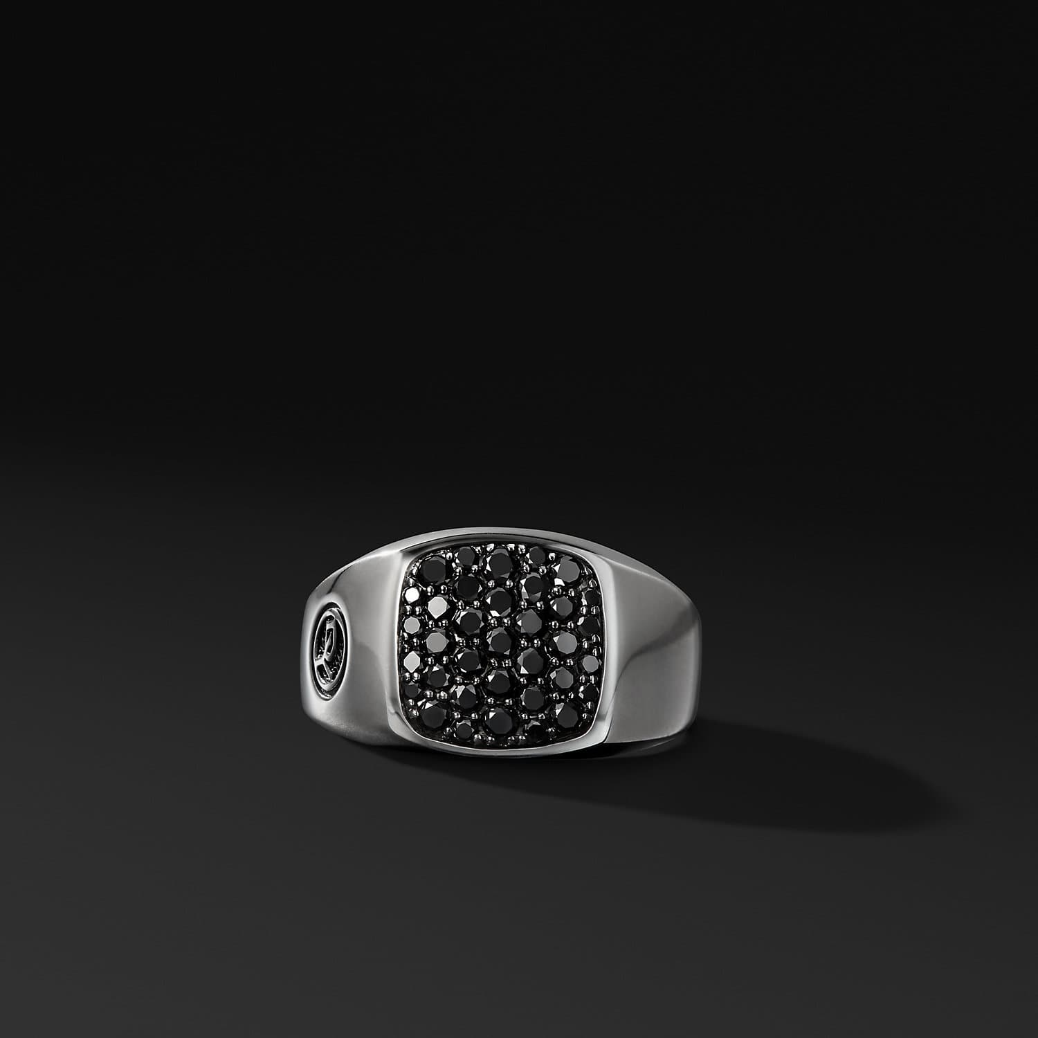 bc05894661cae Exotic Stone Signet Ring | David Yurman