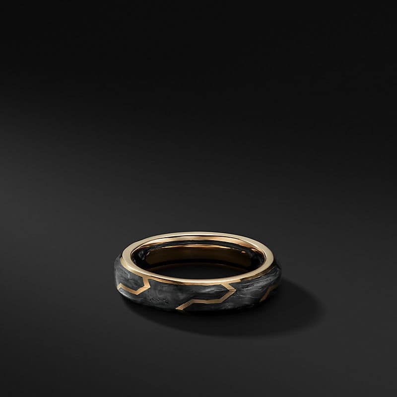 Forged Carbon Band