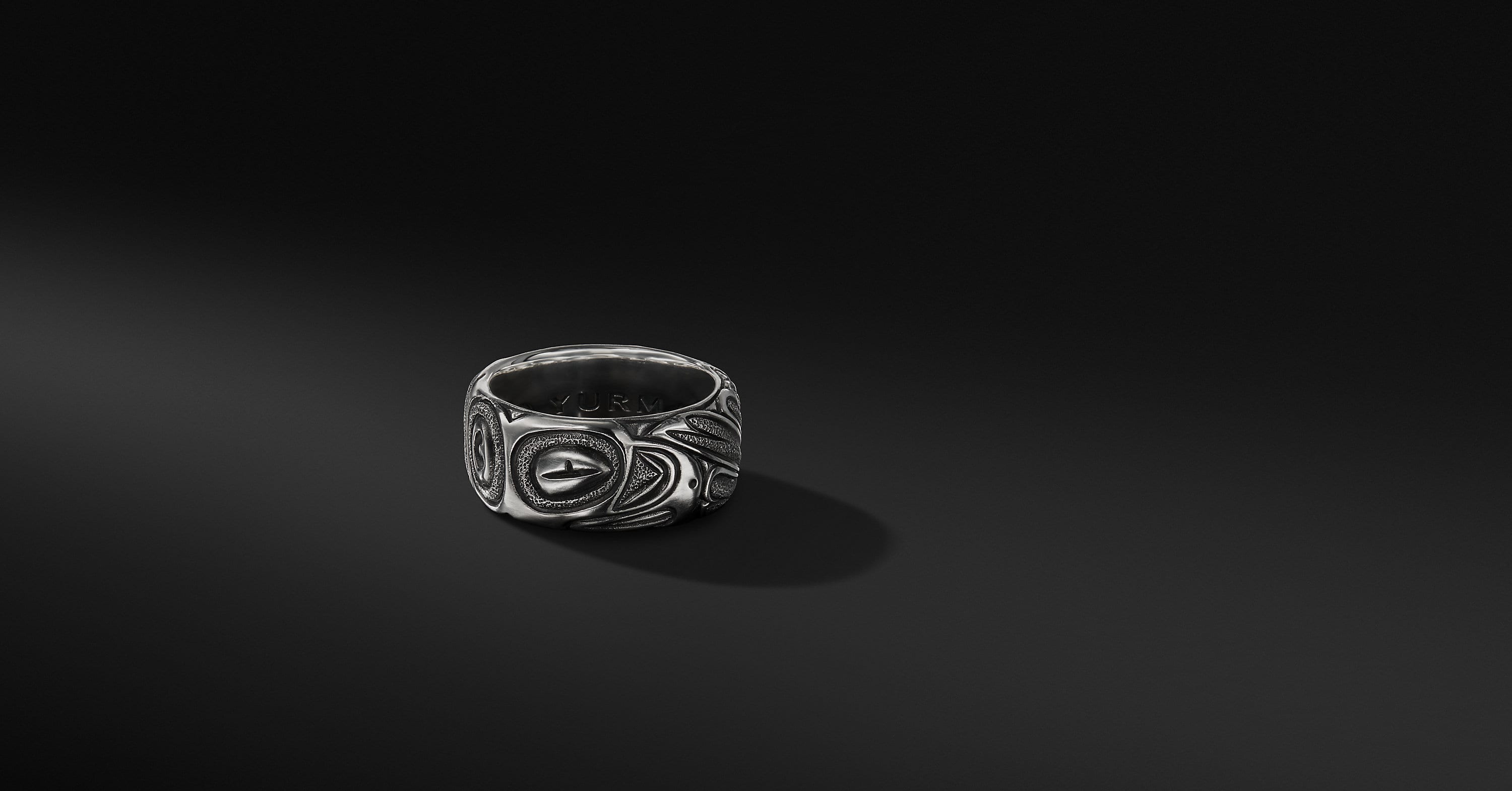 Northwest Band in Sterling Silver, 11mm