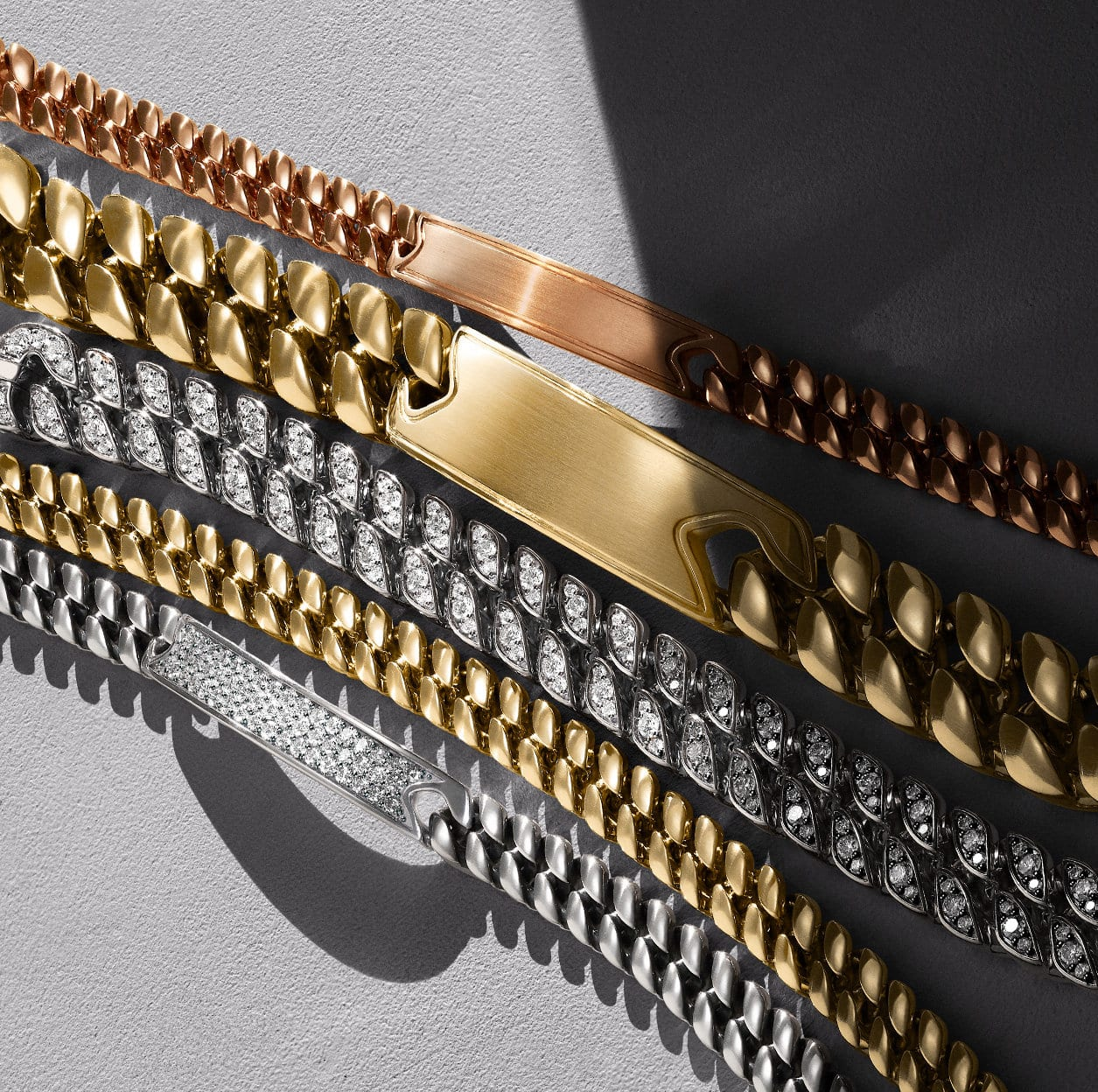 Shop mens chain collection