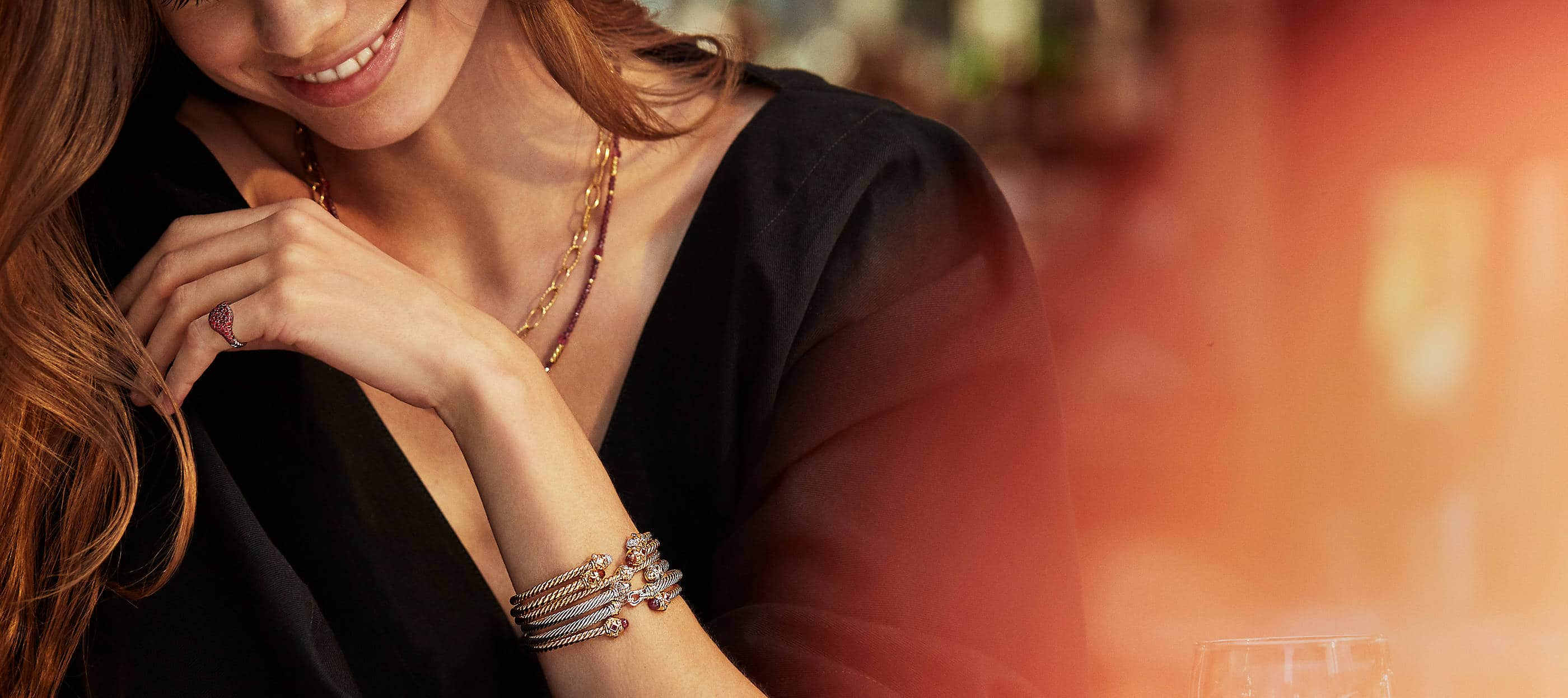 Shop red summer jewelry