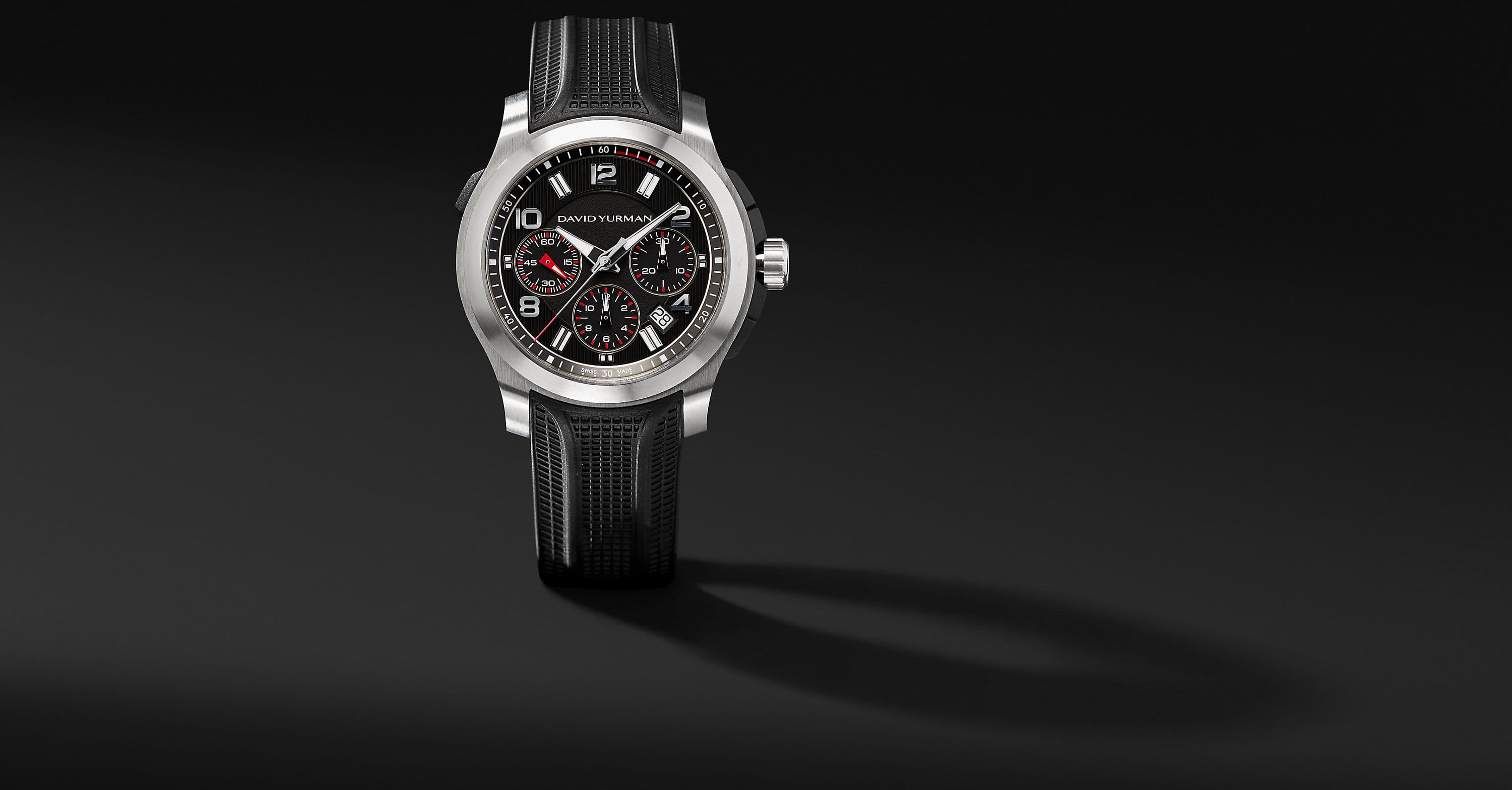 Montre chronographe Revolution 43,5 mm