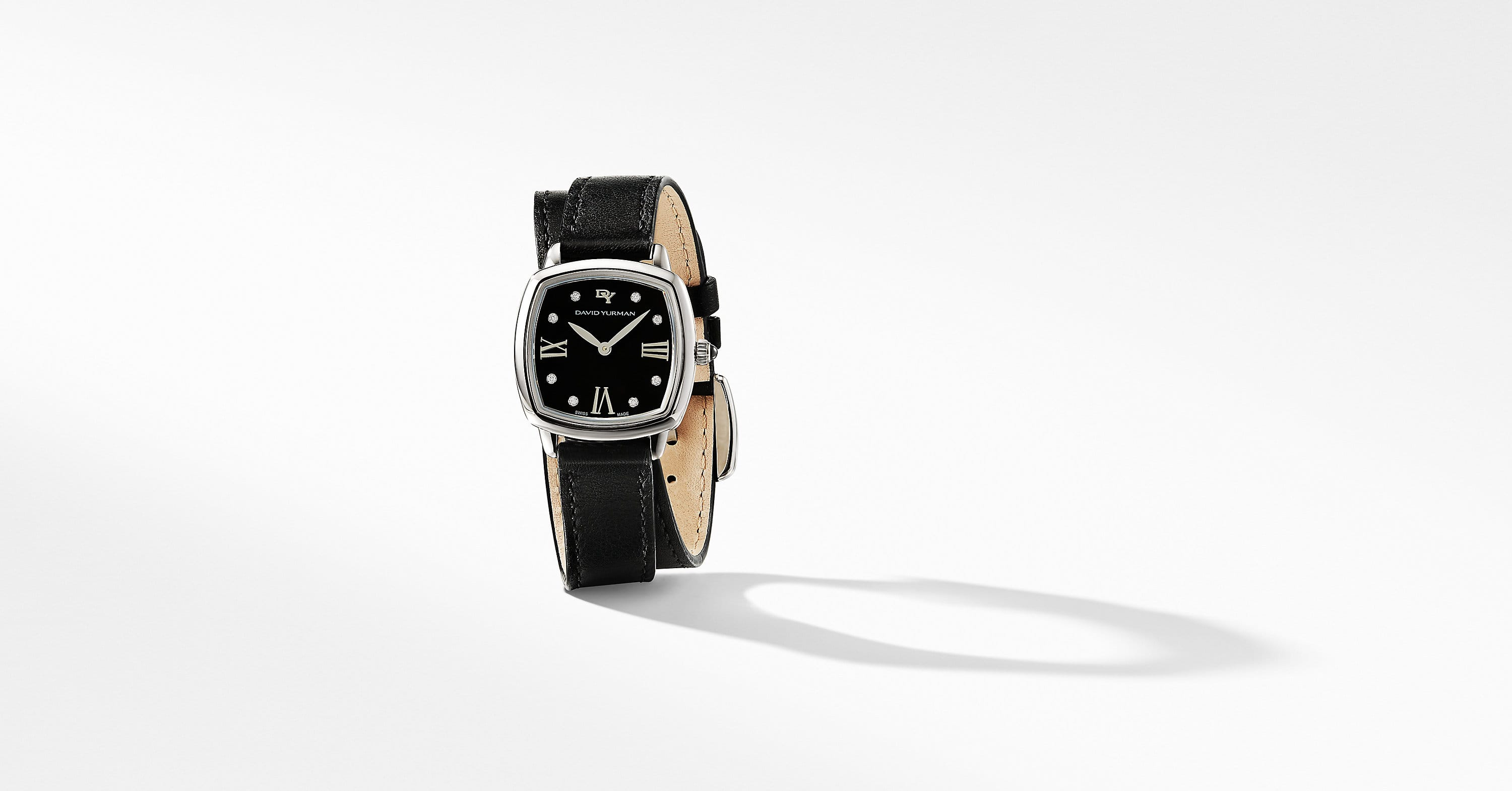 Albion 27mm Watch with Diamonds
