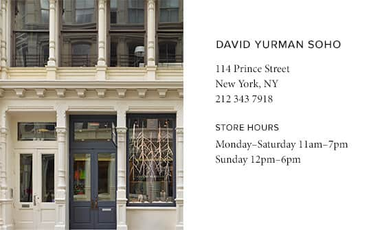 An image of Soho store and store hours